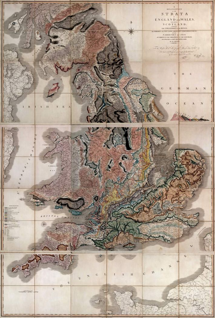Geological_map_Britain_William_Smith_1815